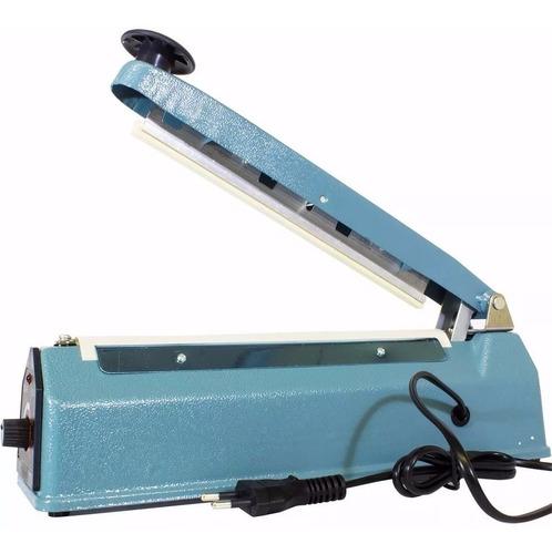 seladora térmica p/ plásticos 20cm 8 temperaturas 300w 110v