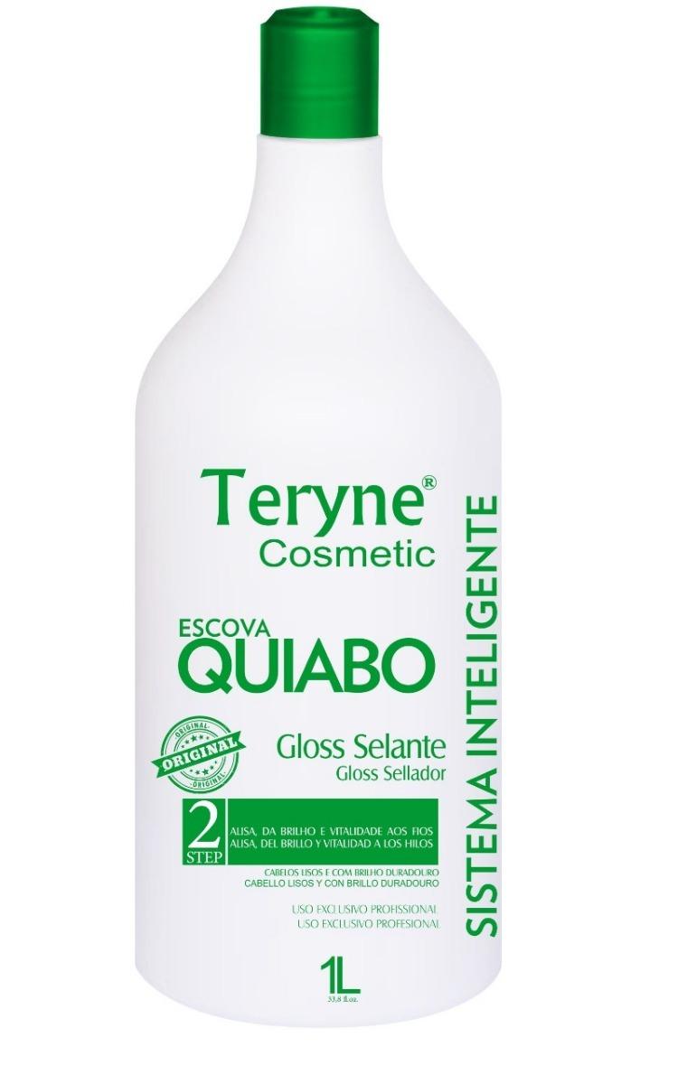 cb31d265d Selagem De Quiabo 3d Alisa Afro 100% Teryne So Passo 2 - R$ 44,92 em Mercado  Livre