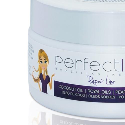 b5cb48ed5 Selagem Máscara Repair Line Perfect Liss 80g - R$ 35,99 em Mercado Livre