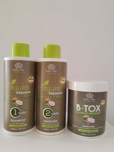 selagem orgânica + botox  dulcyflor