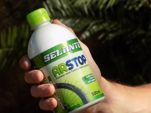 selante líquido arstop p/ tubeless 500 ml