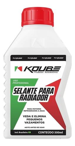 selante para radiador 500ml koube