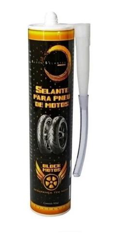 selante vacina para pneu de moto universal com e sem câmara