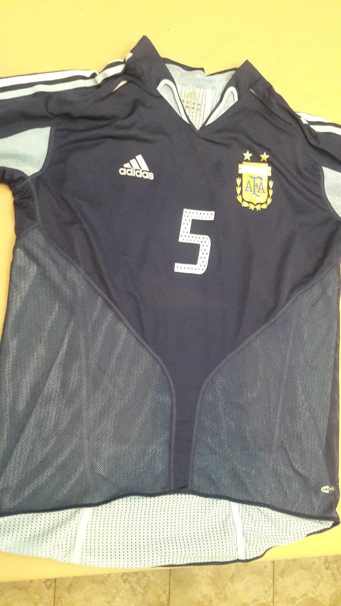 Histórica Camiseta Selección Argentina Original Alternativa ... f8bc9d8bfe5ce