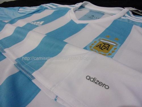 seleccion argentina camiseta
