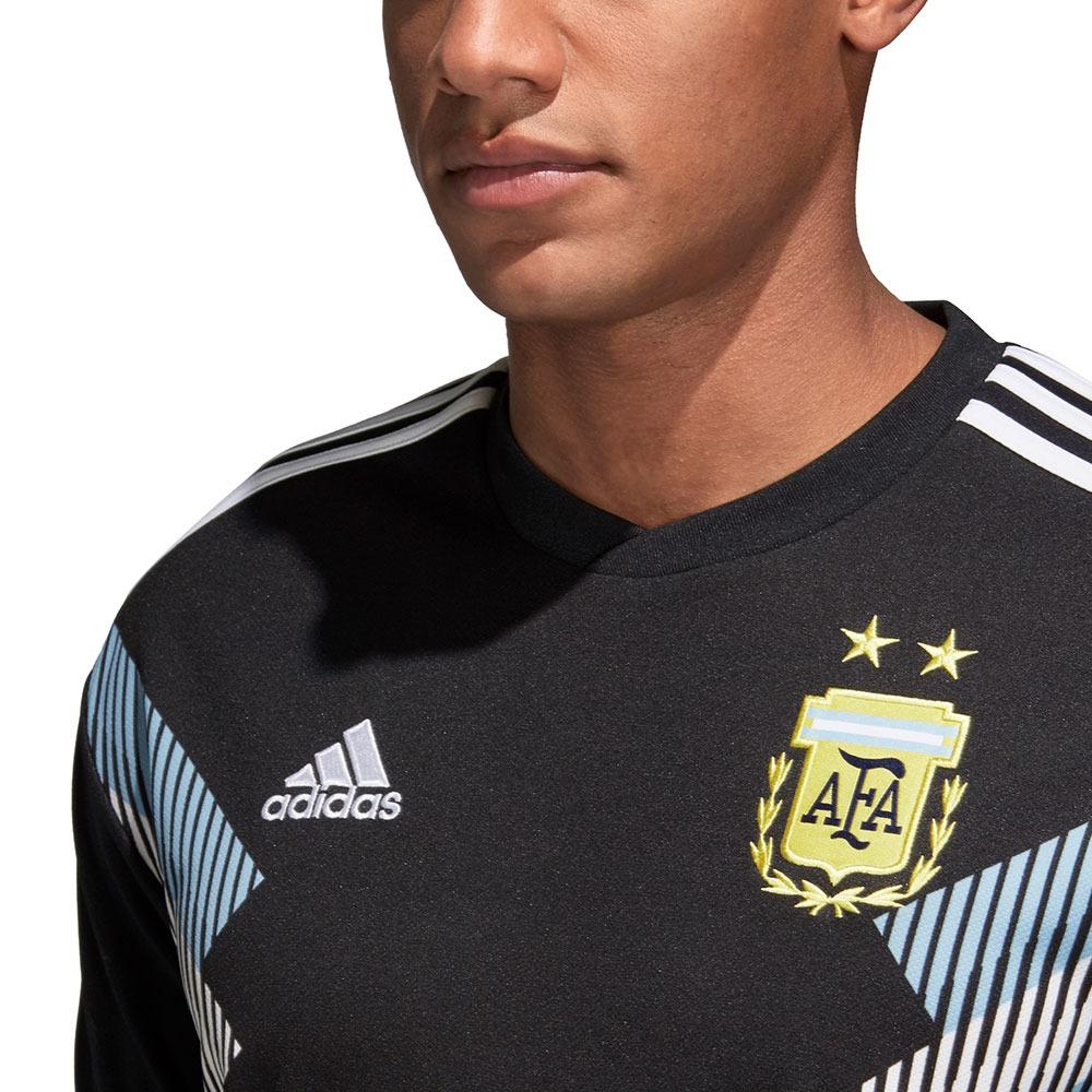 quality design a5e66 e30a6 Cargando zoom... camiseta adidas visitante selección argentina hombre