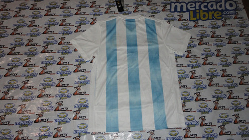 seleccion argentina jersey