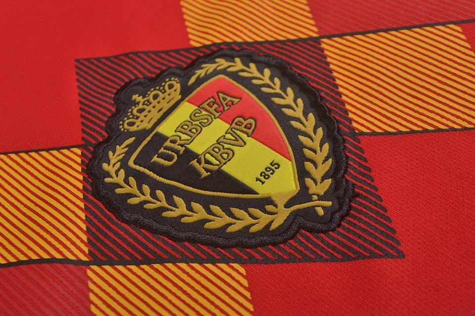 Camiseta Fútbol Selección Bélgica Nueva Talla S Hazard -   23.500 en ... c1b0546ebecf2