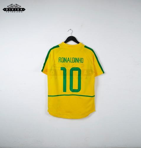 seleccion brasil camiseta