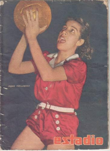 seleccion chile 1954, chile v/s paraguay, velazquez, estadio