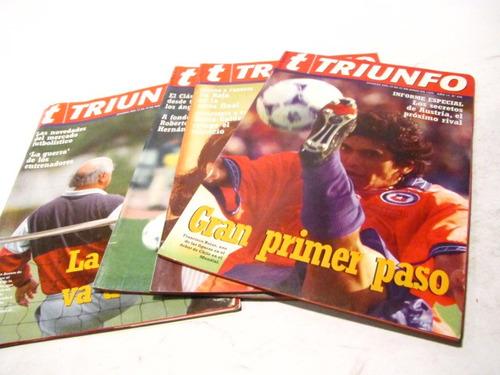 seleccion chilena 1998 revistas triunfo 604 a 626 (4)
