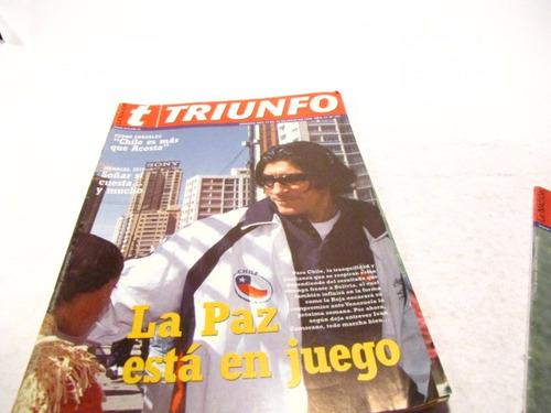 seleccion chilena 2000 revistas triunfo 733 a 742 (5)