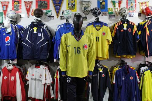 seleccion colombia camiseta