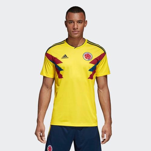 Colombia Original Camiseta La De Adidas Selección Oficial gq7RYqI 83a817c7ab0b4