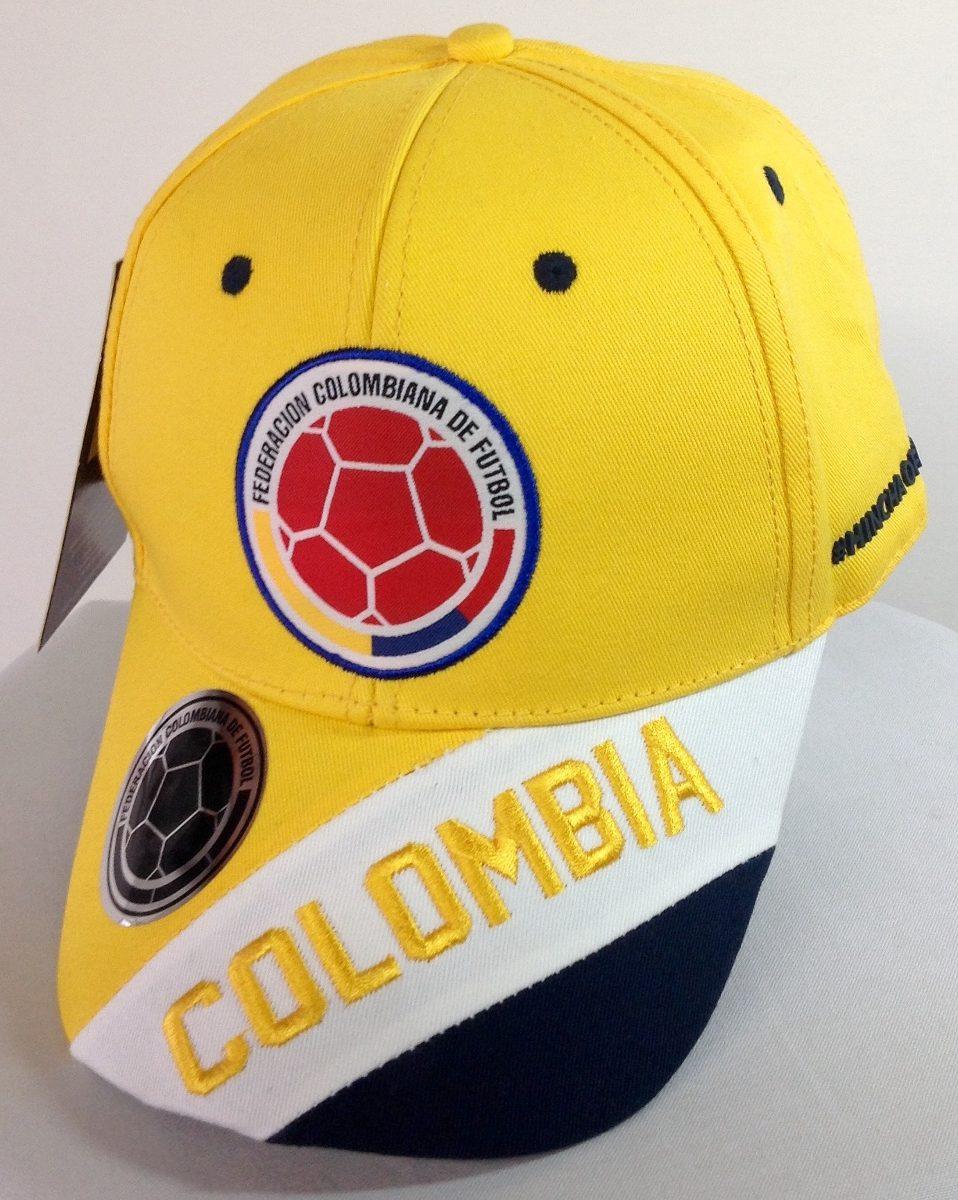 490ea60fe1c25 gorras adidas seleccion colombia