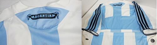 seleccion de argentina 2010