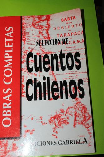 seleccion de cuentos chilenos