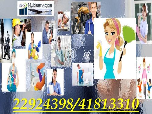 selección de personal domestico y empresarial