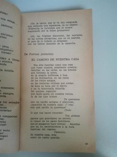 selección de poemas evaristo carriego y otros poetas