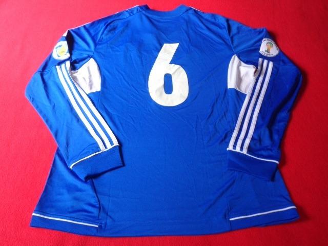 219dca32dae81 andorra seleccion jersey futbol soccer eliminatorias manga l · seleccion  jersey futbol