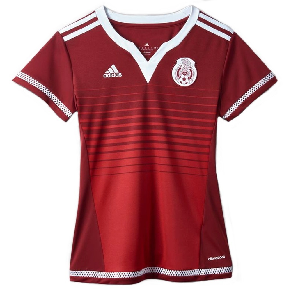 10ebabb241569 Cargando zoom... jersey seleccion de mexico visitante mujer adidas s01975