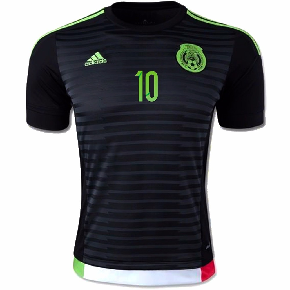 Cargando zoom... jersey dos santos seleccion de mexico niño adidas ... 72301d20193e3