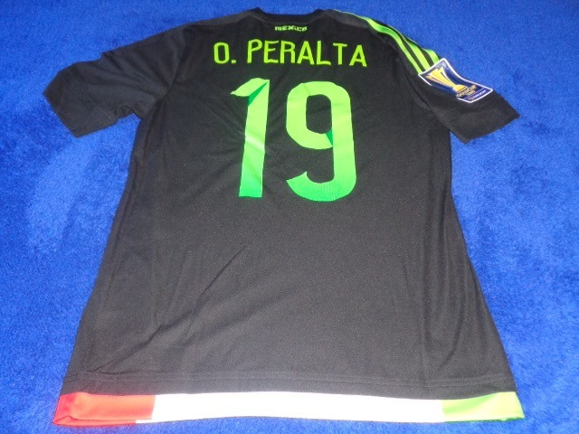 8c4b16b2f19d1 oferta jersey seleccion mexico copa oro peralta 2015 · jersey seleccion  mexico · seleccion mexico jersey