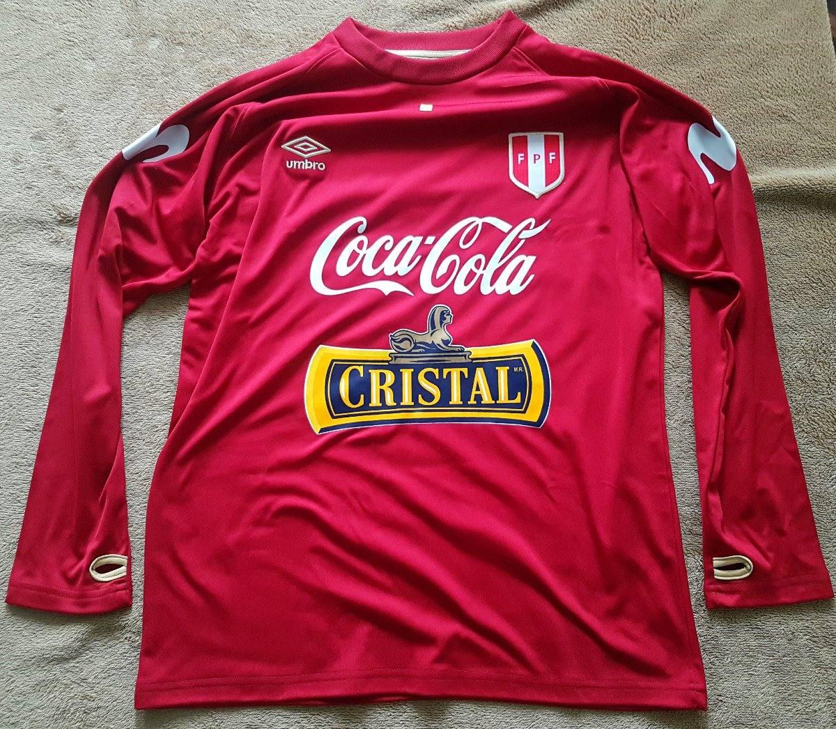 seleccion peruana peru camiseta chompa umbro utileria l. Cargando zoom. a43d5fa270fc9