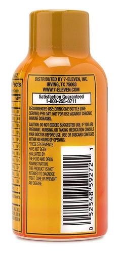 seleccione vitamina c inmunidad boost orange  oz  pac...