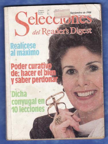 selecciones del readers digest año 1988 mes /setiembre