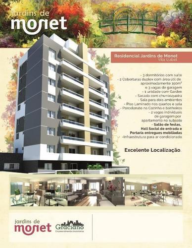selecione residencial à venda, água verde, curitiba. - ap0448