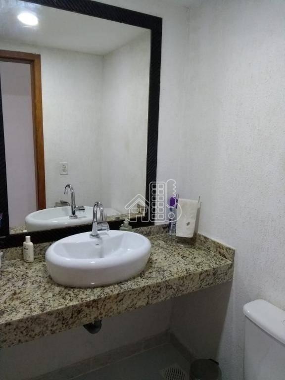 selecione residencial à venda, itaipu, niterói. - ca0777