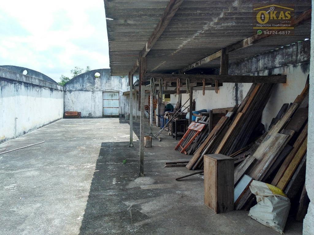 selecione residencial à venda, taba marajoara, suzano. - ch0033