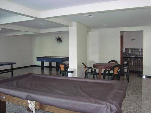 selecione residencial à venda, vila guilhermina, praia grande. - ap0186