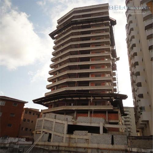 selecione residencial à venda, vila guilhermina, praia grande. - codigo: ap0846 - ap0846