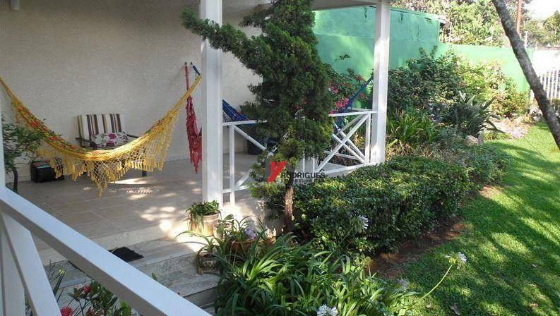 selecione residencial à venda, vila petrópolis, atibaia. - ca0738