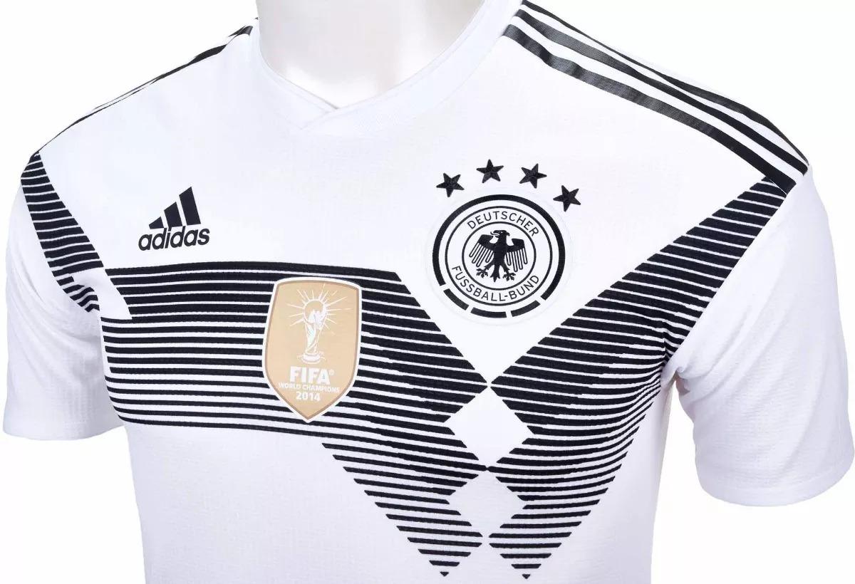 6d7a6d8946 Carregando zoom... nova camisa seleção alemanha adidas copa da rússia 2018