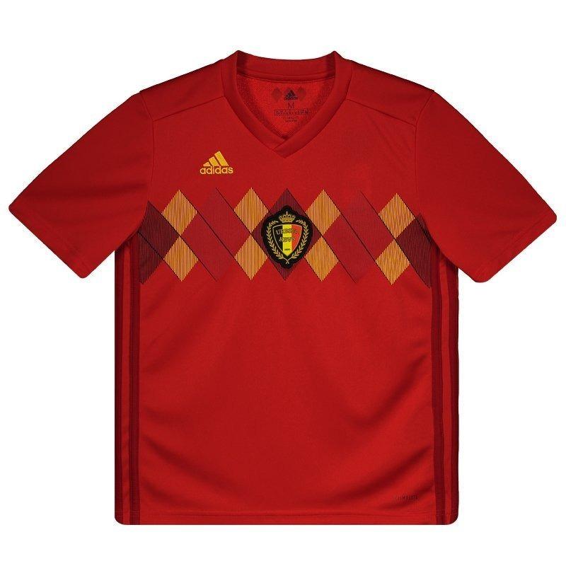 f40a74bea3 Uniforme Camisa E Shorts Infantil Seleção Bélgica Oficial - R$ 140,00 em  Mercado Livre