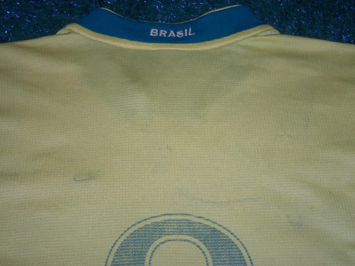 350c4e889a seleção brasil camisa. Carregando zoom... camisa seleção brasileira brasil  2006-2007 nike home ...