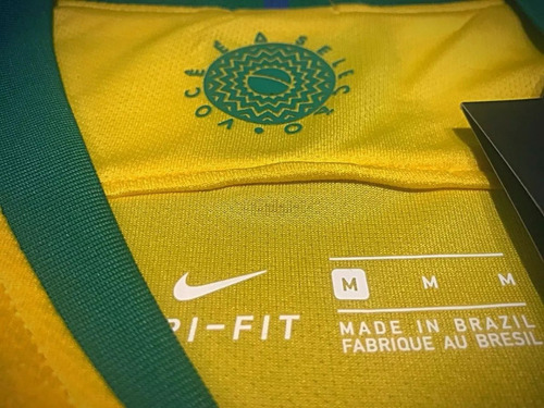 seleção brasil camisa
