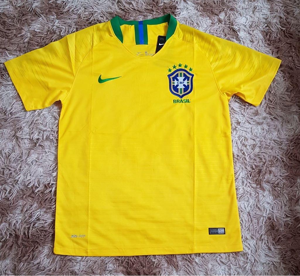 2cb8d9d006 seleção brasileira camisa nike oficial oferta imperdivel. Carregando zoom.