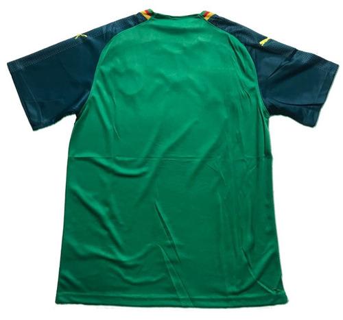 Camisa Adulto Seleção Camarões Oficial 2018 Liquidação - R  120 7a5e1ed6e0b78