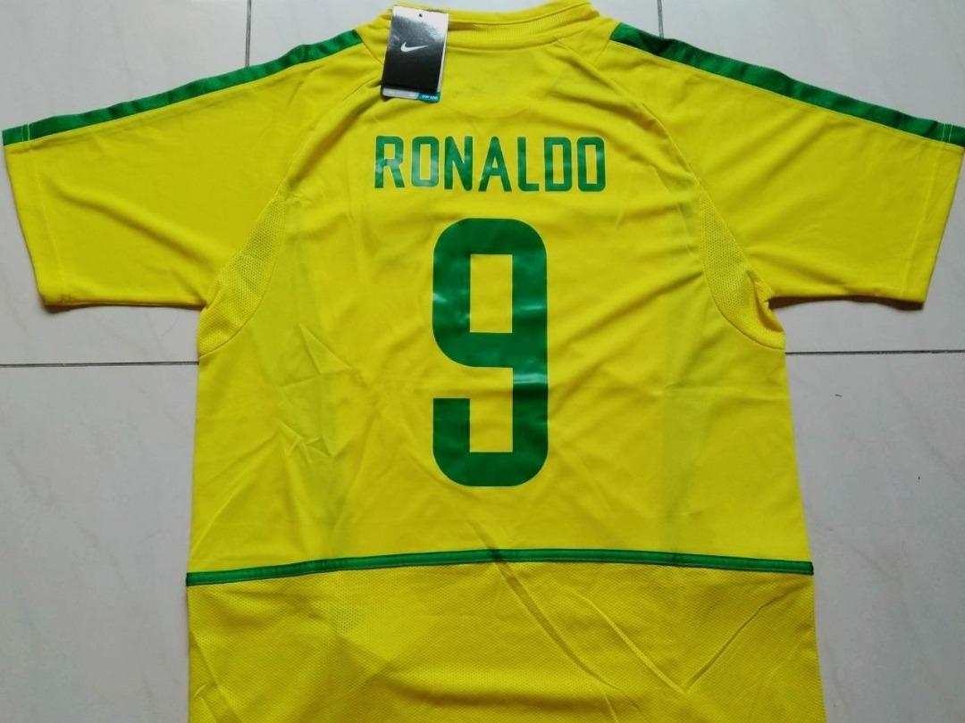 3866f68860d42 ... brasileira original retrô 2002 l-6 camisas · camisa seleção camisas. camisa  seleção camisas · seleção camisas camisa. seleção camisas camisa. 3 Fotos
