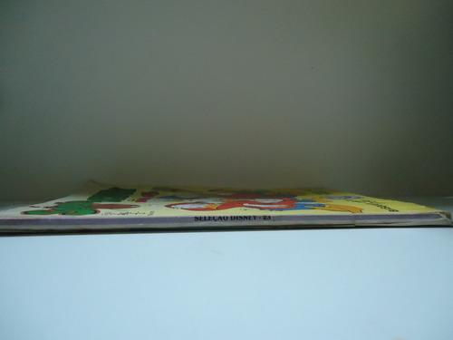 seleção disney- nº23- ed. abril- maio 89 - trekus vintage