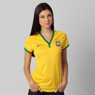 Camisa Da Seleção Feminina + Preço Revenda + Original - R  120 40f81c007a538