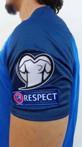 Camisa Nike Seleção França Home 2016 - Pronta Entrega! - R  159 db120b75f9e23