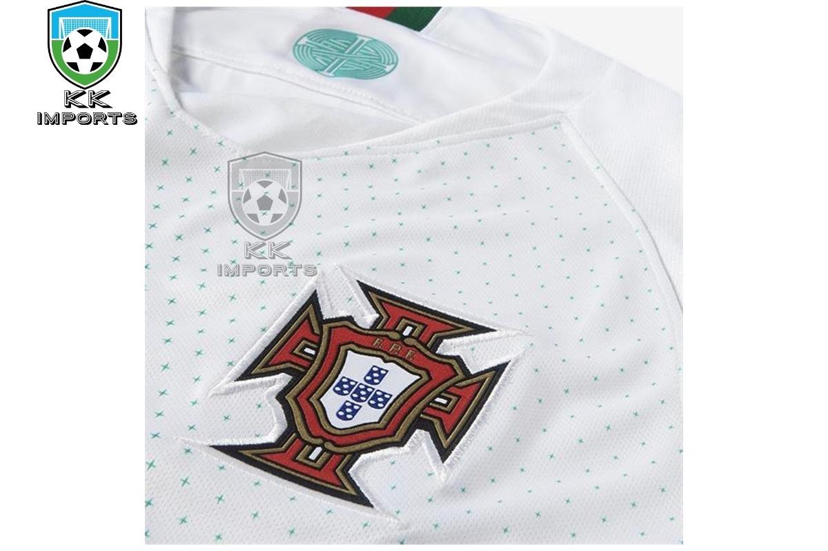 774cc1e62 Carregando zoom... camisa seleção portugal 2018 uniforme 2 sob encomenda