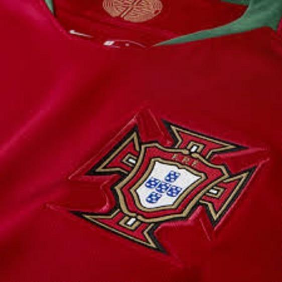 Camisa Seleção Portugal 2018 Copa Do Mundo - R  120 7f1b37e7252fa