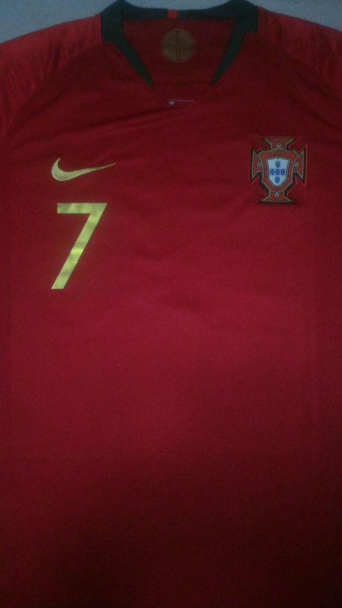 Camisa Seleção De Portugal I 2018 Pronta Entrega - R  129 860ec8cb003d4