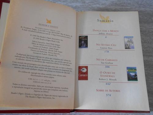 seleções de livros